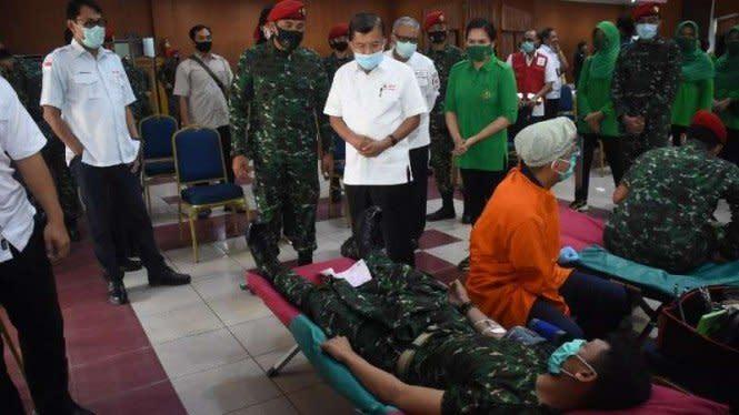 Danjen Kopassus: Tetesan Darah Prajurit Kami untuk Rakyat Indonesia