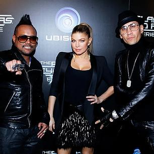 Black Eyed Peas Launch Video Game
