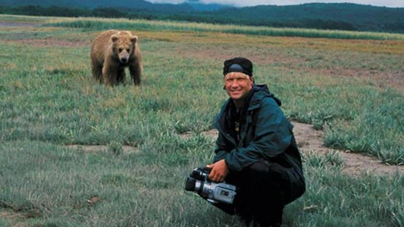 Grizzly Man documentary on Amazon Prime