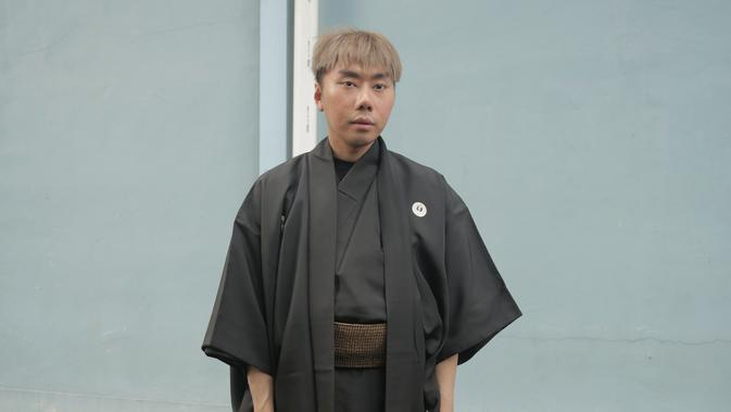 Roy Kiyoshi (Nurwahyunan/Fimela.com)