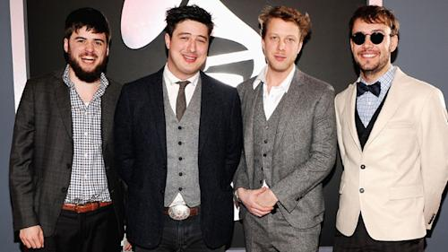 UPDATE: Mumford & Sons Banjo Player Joking About Band Break-Up