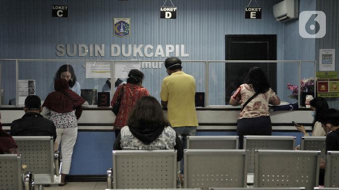 Cegah Covid-19, Dinas Dukcapil Jakarta Barat Tutup Pelayanan Tatap Muka Langsung