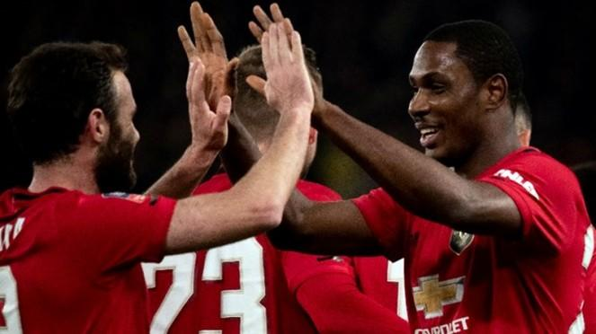 Striker Manchester United, Odion Ighalo
