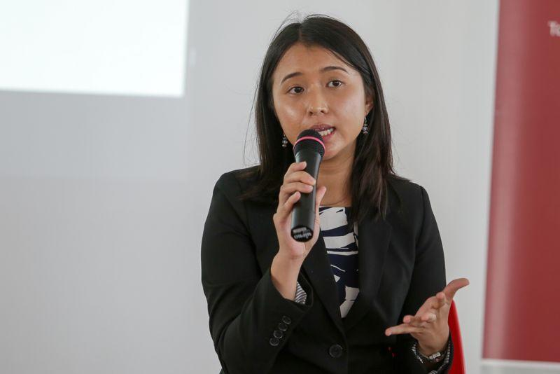 Tan said that the current MCO has had an impact on survivors who have left their abusers, as they may now be struggling to cope financially. ― Picture by Choo Choy May
