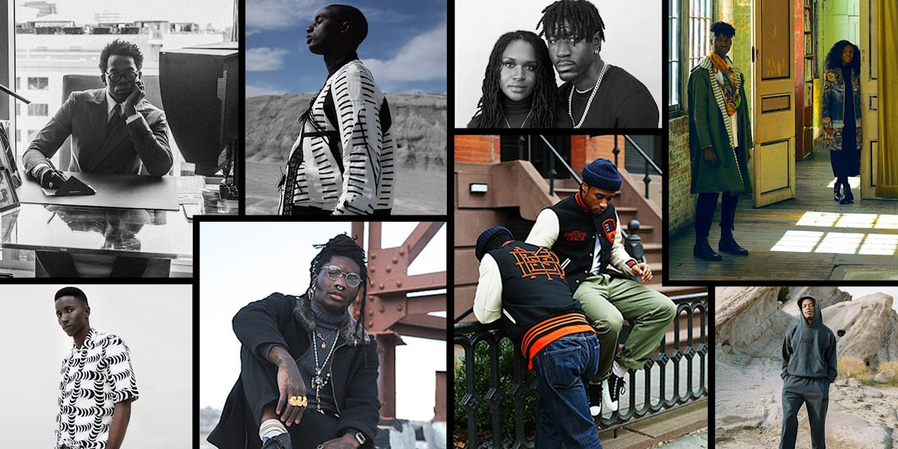 """<p class=""""body-dropcap"""">Historically, the fashion industry has been a fickle friend to the black community. Even as the industry borrows freely from the culture, strategically aligning itself with key figures in the community to capitalize on a more recent demand for surface-level diversity, black faces remain conspicuously absent from the boardrooms where decisions are made and the design studios where fashion comes to life. </p><p>Over the last few years, cries for a long-overdue assessment of the industry's inability to make significant inroads when it comes to embracing diversity have reached a fever pitch, especially after egregious incidents in which multiple big brands created (however accidentally) products with clearly racist imagery. A lot of (very public) handwringing followed. New initiatives were announced. Committees were convened. But not much is different. The fundamental structure of the fashion industry has stayed the same and systemic change on a broader level remains elusive. </p><p>It's endemic on all of us as consumers, then, to help push for substantive change. In other words, it's time to put your money where your mouth is. Direct donations are clearly the most effective way to support those who are marching around the world to demand change right now, but ongoing support of black-owned business is an important addition to that—especially in the long term.<br></p><p>This list, which will be updated regularly, is not exhaustive. It is, however, a starting point for those looking to support black-owned menswear businesses fighting for the recognition they deserve from an industry that is still not designed to give it to them. It represents a microcosm of a much larger ecosystem that would benefit greatly from your contributions, now more than ever before. Black lives matter. So do your dollars. If you can spare a few, consider parting with them to support some of the businesses that need it most. </p><p><em>A huge hat tip to the many roundups w"""