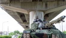 「獵豹專案」試製2輛105公厘輪型戰砲甲車 向美商購戰車砲明年初抵台