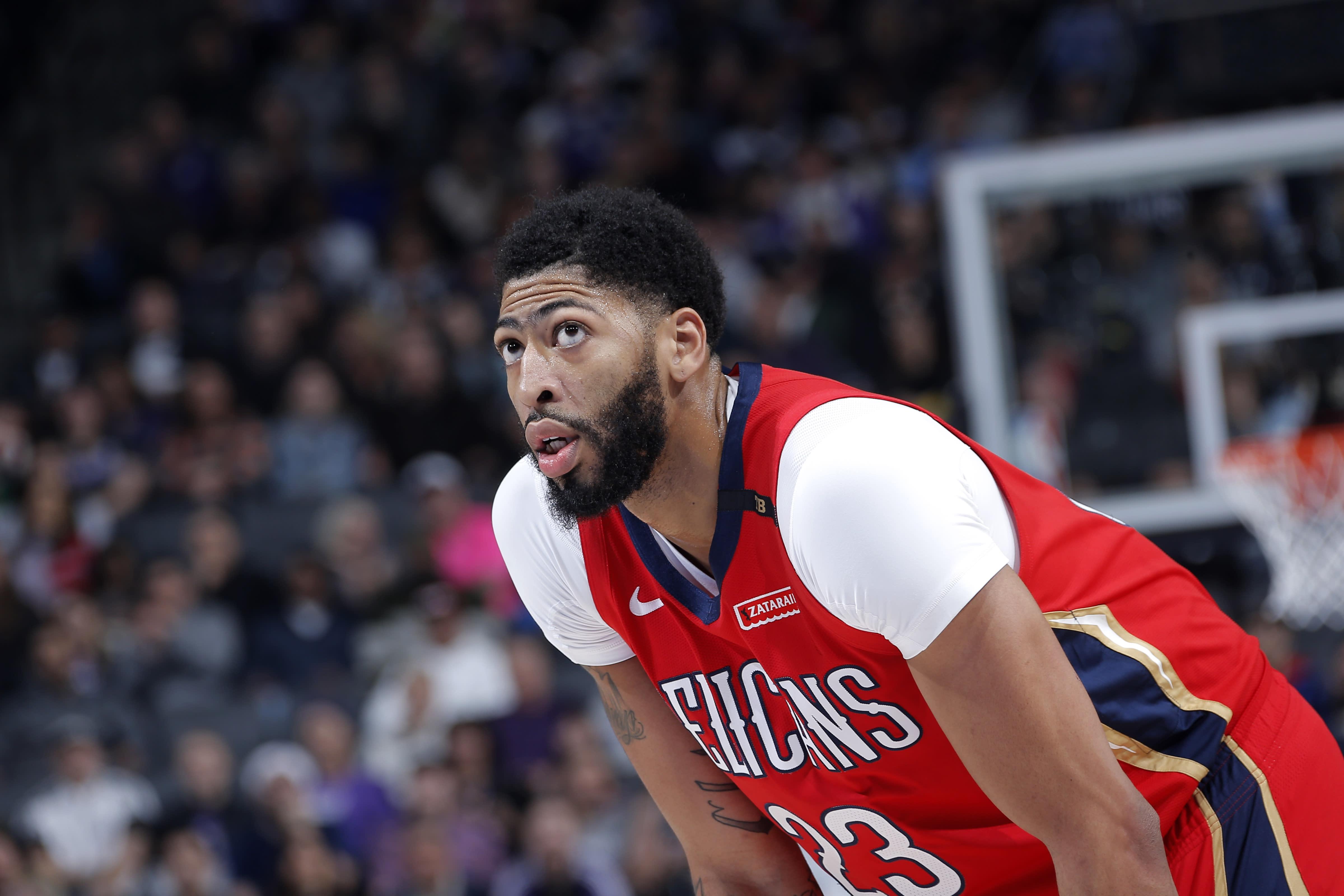 NBA》K.G建議A.D明年夏天加入湖人,你覺得他該去湖人嗎?