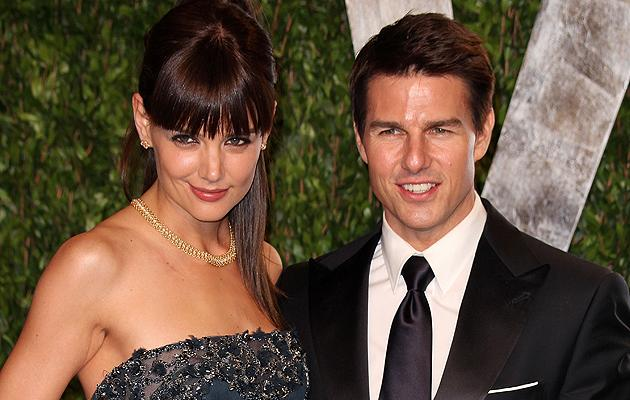 Tom Cruise and Katie Holmes officially divorced