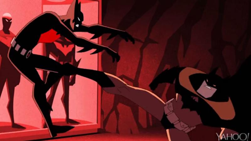 Watch: The New 'Batman Beyond' Short Unveiled at WonderCon