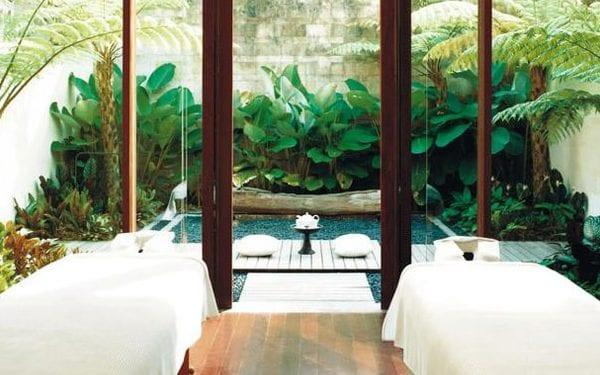 COMO Shambhala in Bali - opening September - will have staggered treatment times