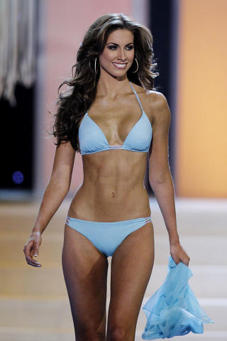 Report: Katherine Webb to compete on 'Celebrity Diving'