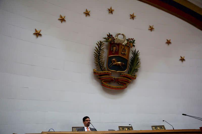 Venezuela pardons dozens of opposition politicians as election nears