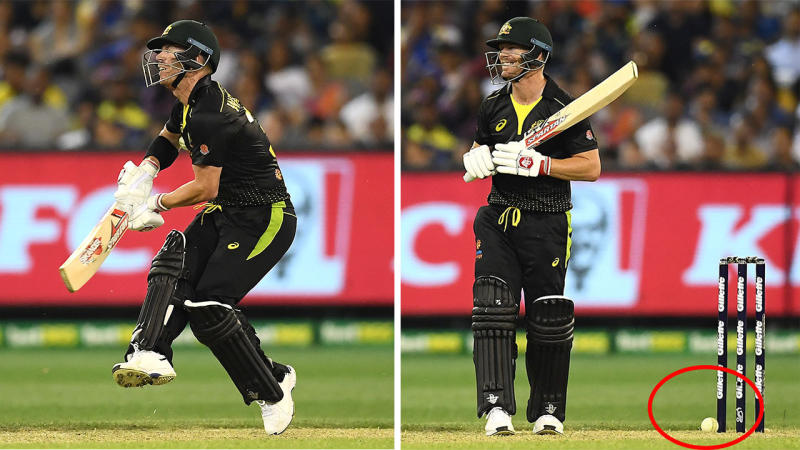 Australia frustrated as rain ruins T20 series opener against Pakistan