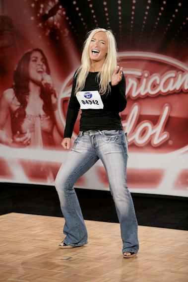 Philadelphia Contestant:  Katarzyna Czarnecka, 29, New York, NY auditioning on the 7th season of American Idol.