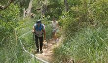 火炎山攜手登山協會 推出「山徑認養契約」