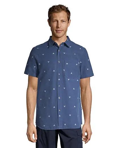 The North Face Men's Baytrail Jacquard Short Sleeve Shirt