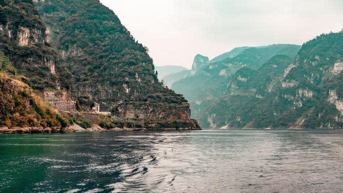Ilustrasi destinasi wisata di China | unsplash.com/@perfumekiller