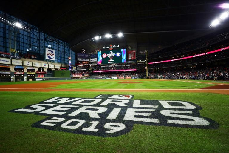 Baseball aiming to have fans at World Series: Manfred
