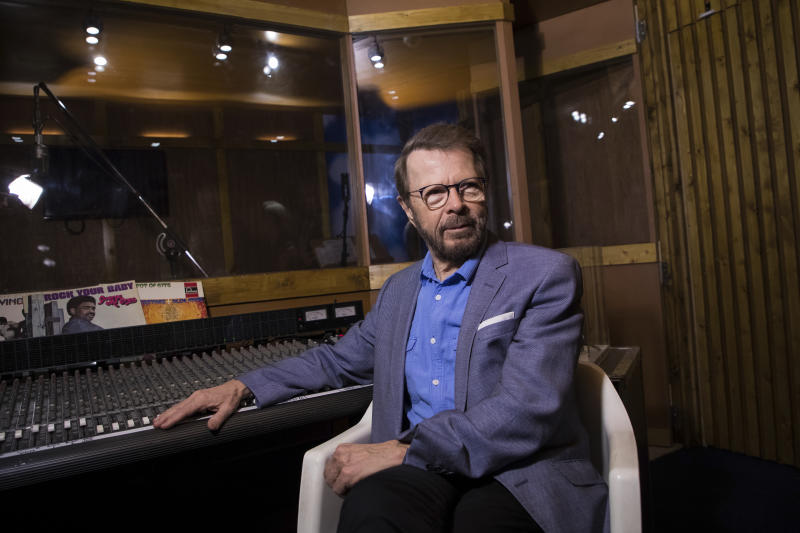 People Bjorn Ulvaeus