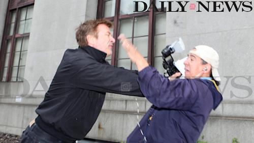 Photographer Alleges Alec Baldwin Punched Him