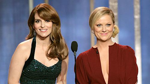 Date Set for 2015 Globes with Fey & Poehler