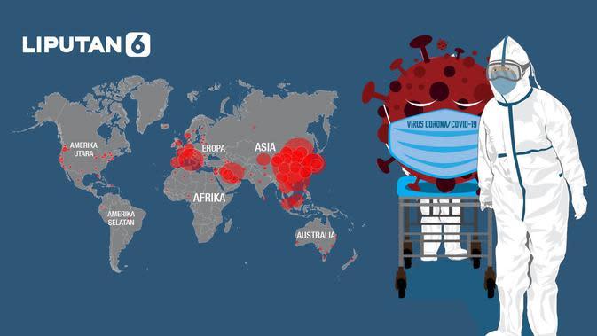 Profesor Italia Sebut Virus Corona Tak Lagi Ganas, dari ...