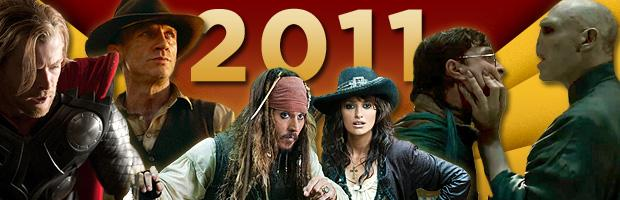 The Most Anticipated Movies of 2011