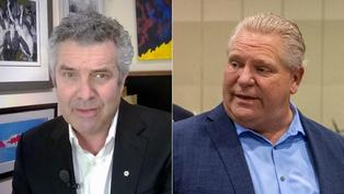 Rick Mercer Conjures Cringe Doug Ford Scenario In New 'Stay Home' Video
