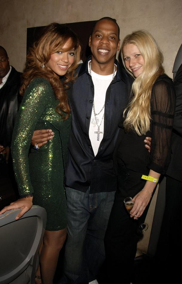Jay-Z And Kanye To Blame For Gwyneth Paltrow's Use Of N-Word