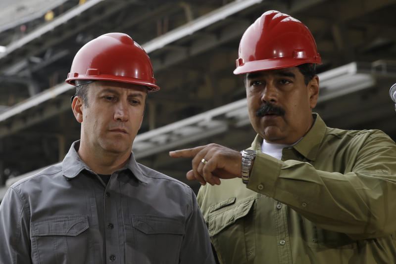 Venezuela US Maduro