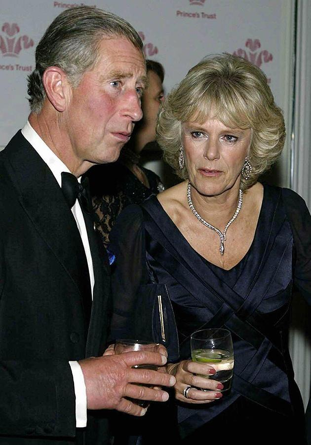 Charles 'can barely look at Camilla' he's so guilty over