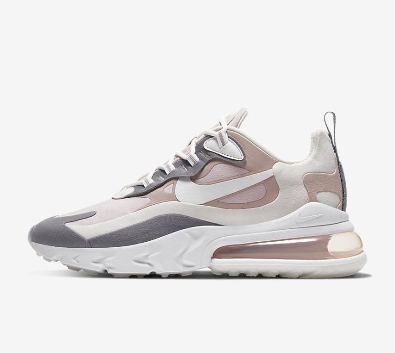Air Max 270 React Women's Shoes. Image via Nike.