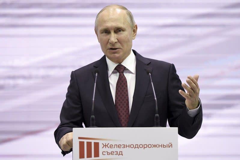 Putin berharap Trump dapat menghadiri Hari Kemenangan di Moskow