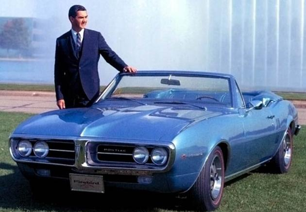 February 1: John DeLorean becomes head of Chevrolet on this date in 1969