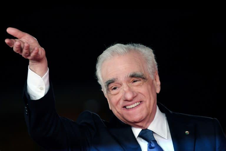 Cinema is not 'comfort food,' Scorsese warns Covid-hit festival