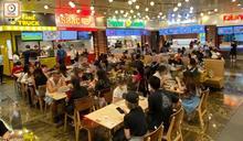 市民放疫監空群出動 旺角戲院場次近爆滿食肆座無虛席