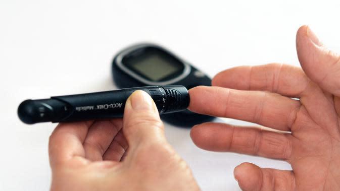 Ilustrasi tes gula darah dan diabetes | pexels.com/@wdnet