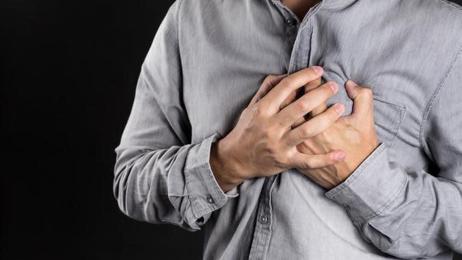 Sakit jantung. (ST22Studio/Shutterstock)