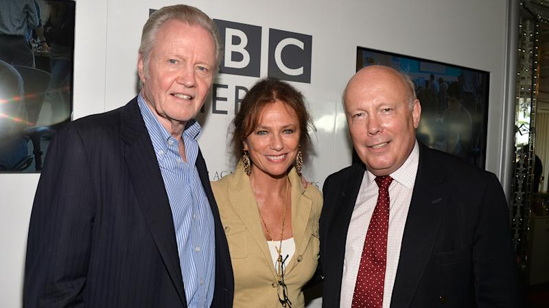 'Downton Abbey's' Julian Fellowes: 'It's Like a Wedding Ceremony' on Emmy Parties
