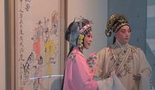勁筆野色—丁衍鏞回顧展開幕睽違18年之後再次在台灣展出
