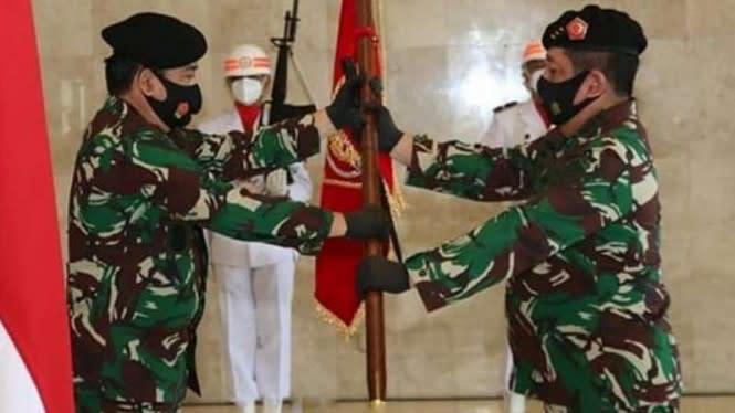 Marsdya Kisenda Resmi Mutasi, Kursi Kepala BAIS TNI Kosong