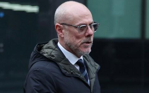 Former Barnsley assistant head coach Tommy Wright arriving at Southwark Crown Court - Credit: Yui Mok/PA