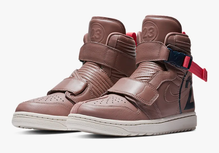 Air Jordan 1 Moto Shoe