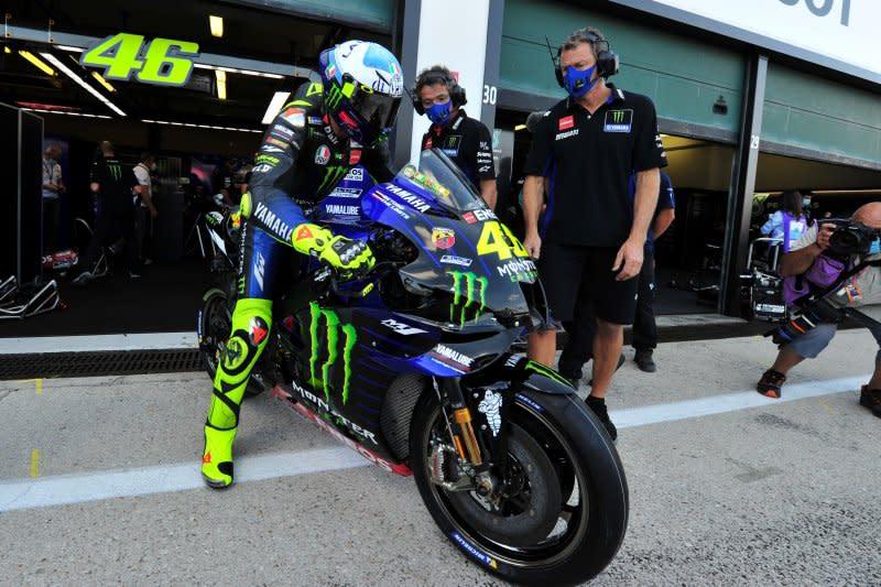 """Rossi siap pisah dengan """"keluarga"""" jelang pindah ke Petronas Yamaha"""