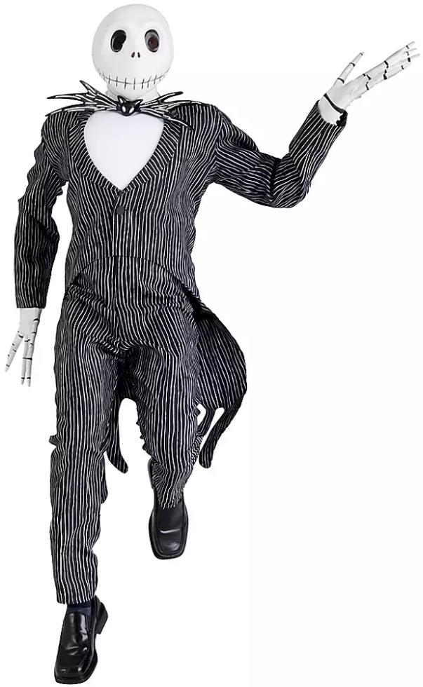 Jack Skellington Costume (Photo via ShopDisney.com)