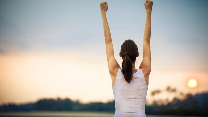 Ilustrasi bahagia - stres (iStockphoto)