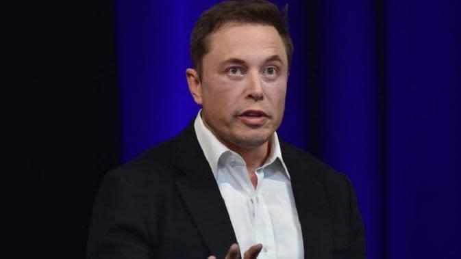 Elon Musk. (AFP)