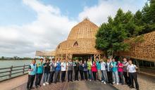 桃園地景藝術節將登場 「竹」素材打造自然融合