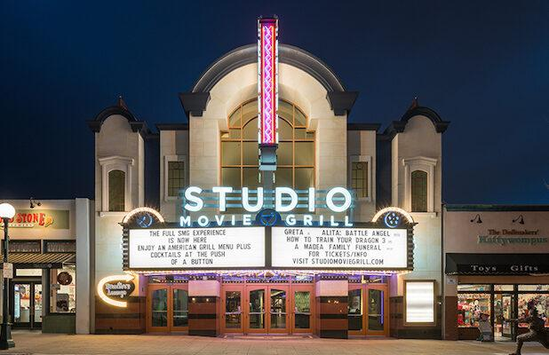 Studio Movie Grill to Reopen Select Locations for Food Takeout During Coronavirus Pandemic