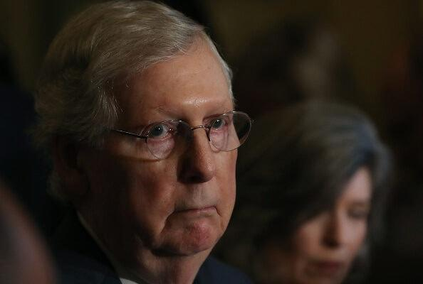 Fundraiser to Defeat Mitch McConnell Raises $13 Million Overnight After Ruth Bader Ginsburg's Death